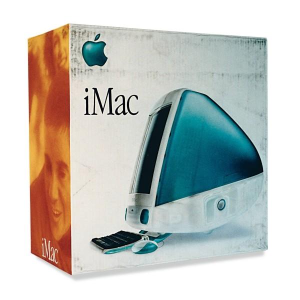 Daniel Douke iMac, 1999