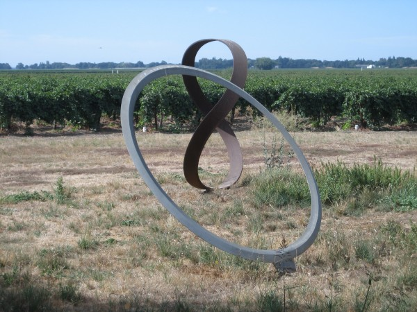 Roger Berry, Steel Sculptures.